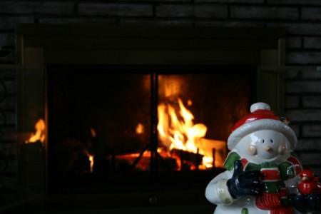 Frosty likes it!
