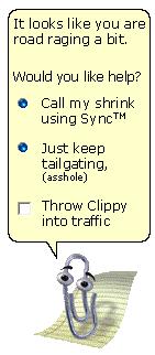 Clippy does SYNC