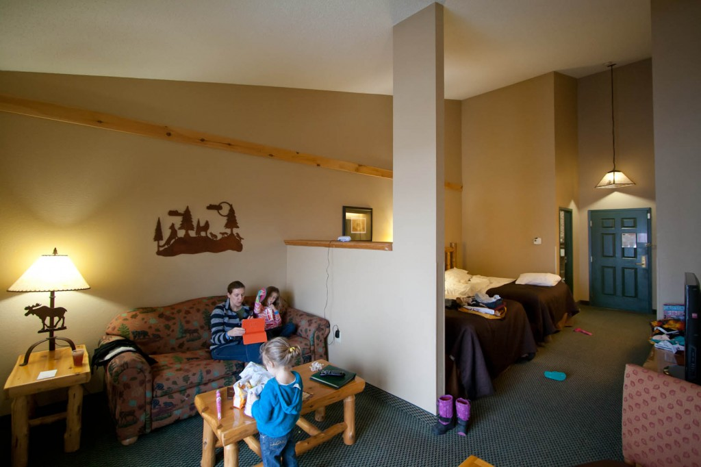 Great Wolf Lodge Niagara Falls Standard Family Suite